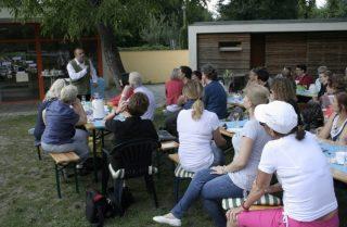 Jeronimo Sommerfest Lesefüchse Cottbus Foto Sabine Fischer-Heese