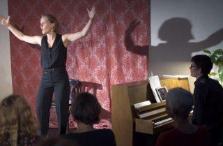 mit Pianist Marco Euent Foto Johanna Gerosch