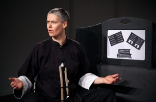 Kathleen Rappolt Foto Aline Reinsbach
